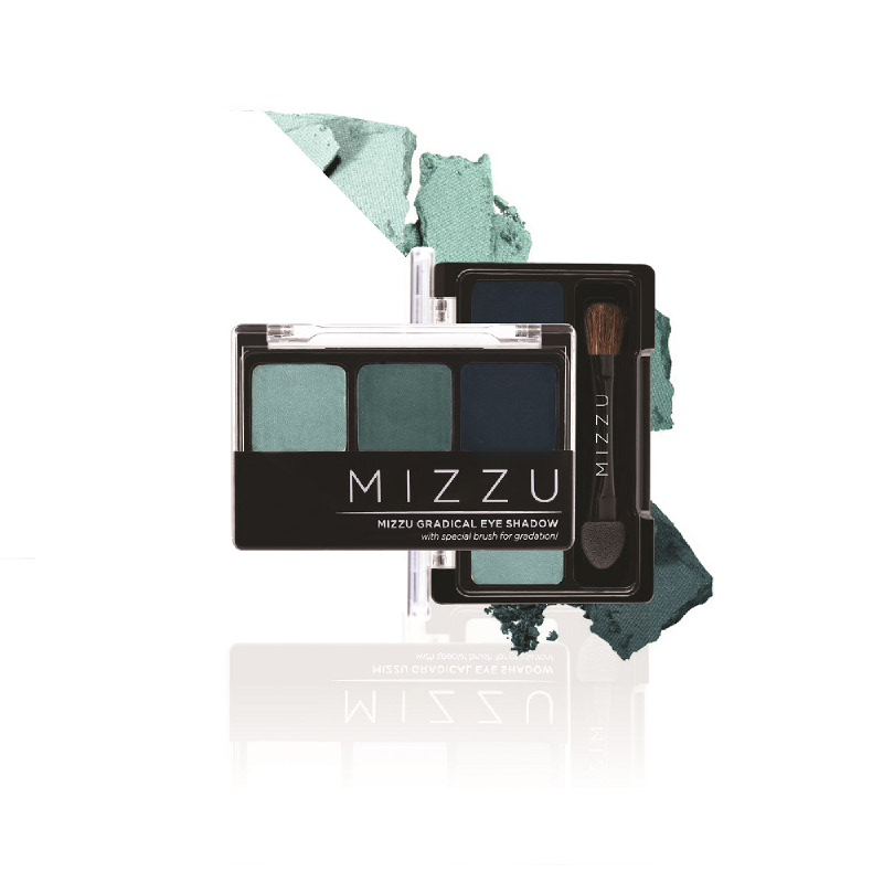 Mizzu Gradical Eye Shadow Turquoise Green