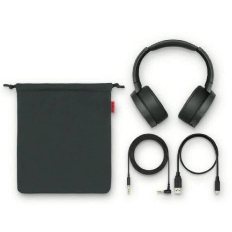 Sony in Ear Headphone MDR-XB950N1 Black
