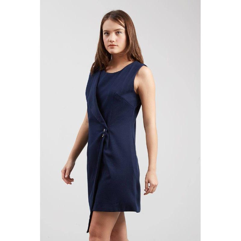 Cherrybell Dress Navy