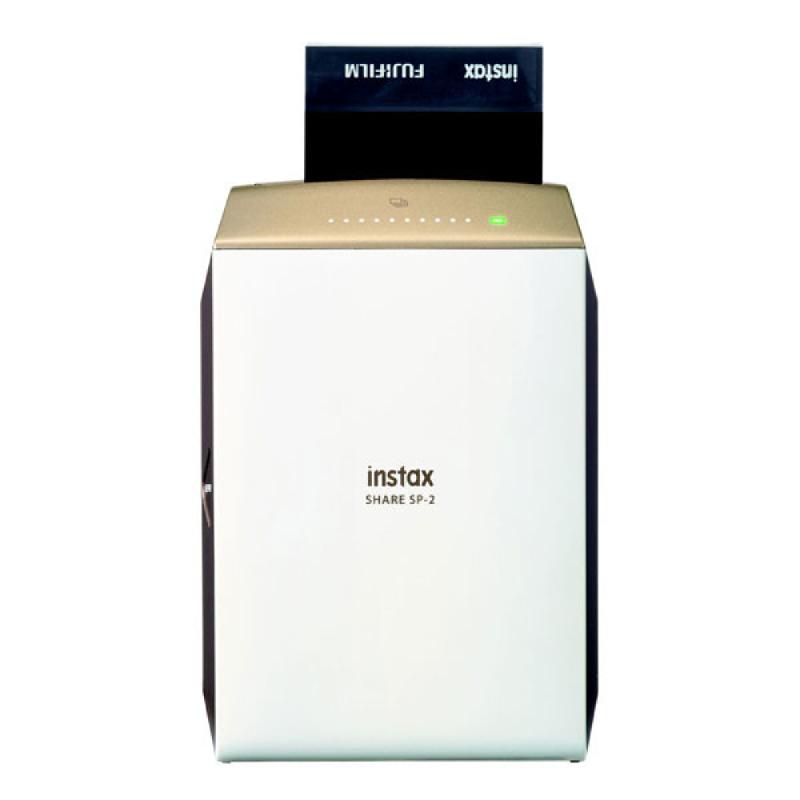 Fujifilm Instax Share SP 2 Smartphone Printer - Gold
