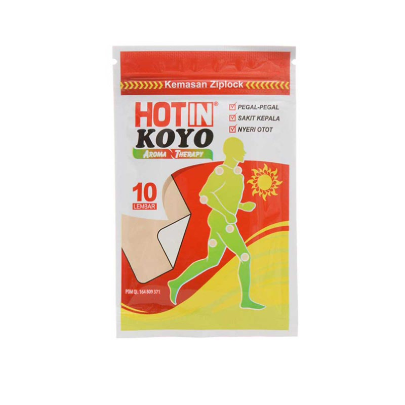 Hot In Koyo Aromatherapy 10S
