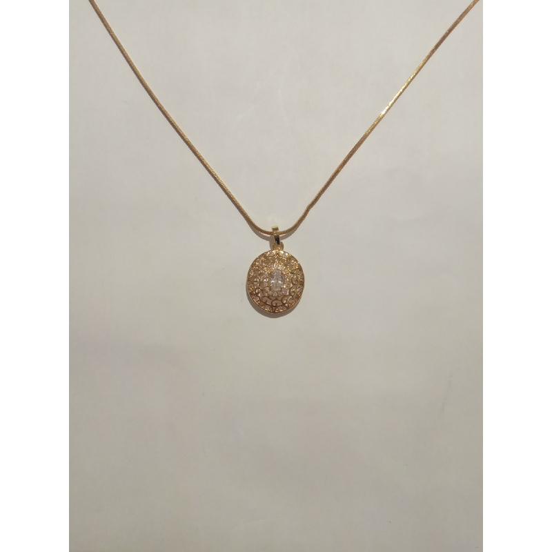Ballin - Women Necklace FF N0093G Gold