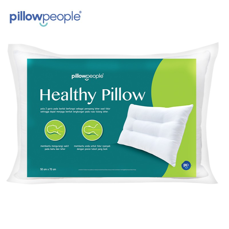 PILLOW PEOPLE Healthy Pillow