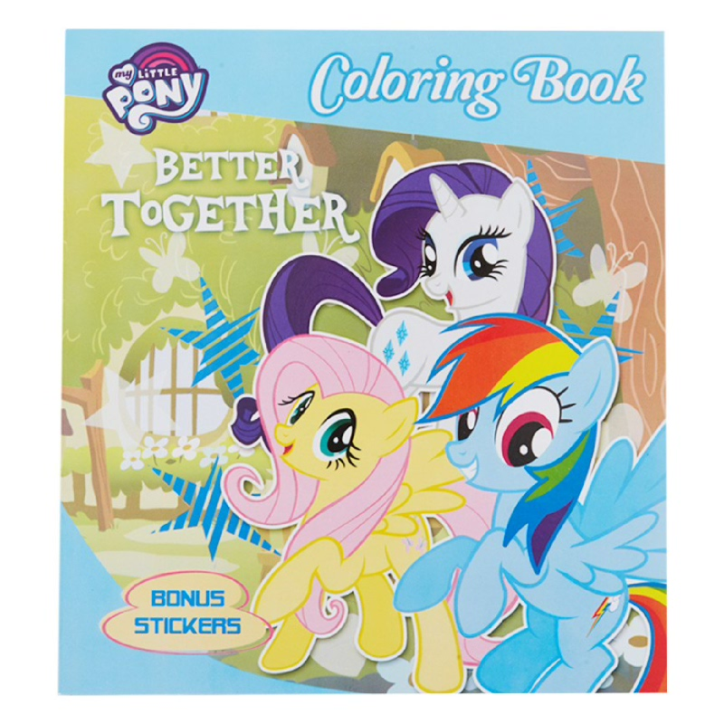 Coloring Book Small (Better Together)