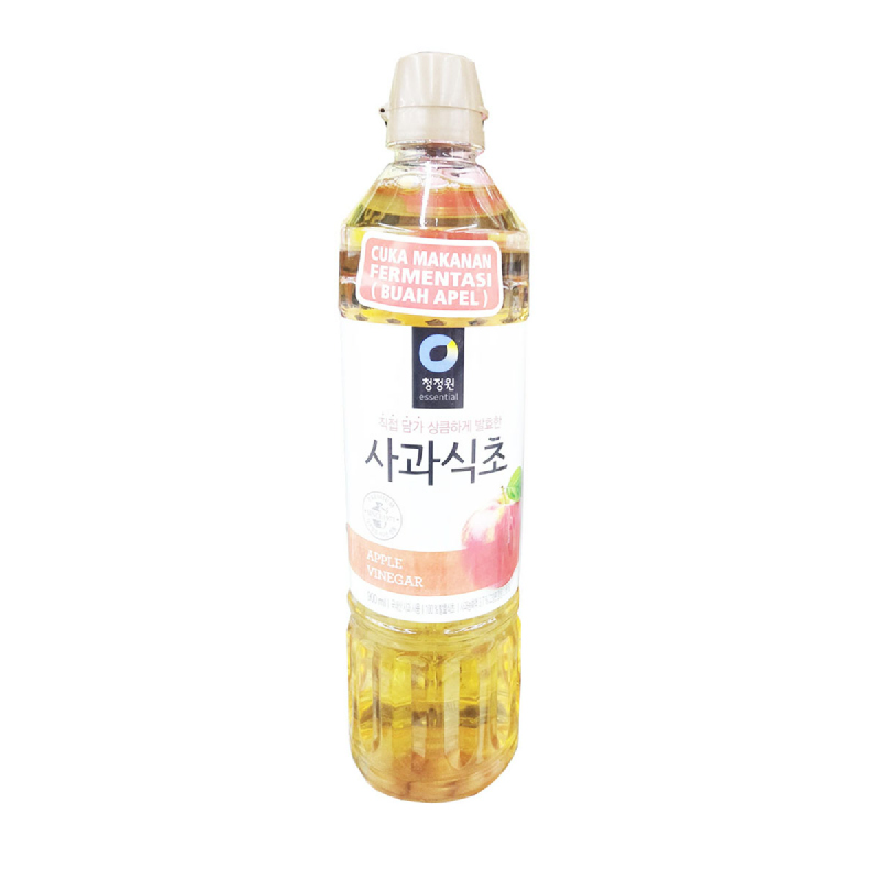 Chung Jung Won Daesang Apple Vinegar 900 Ml