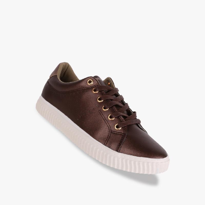 Airwalk Jovany Women's Sneakers Shoes Brown