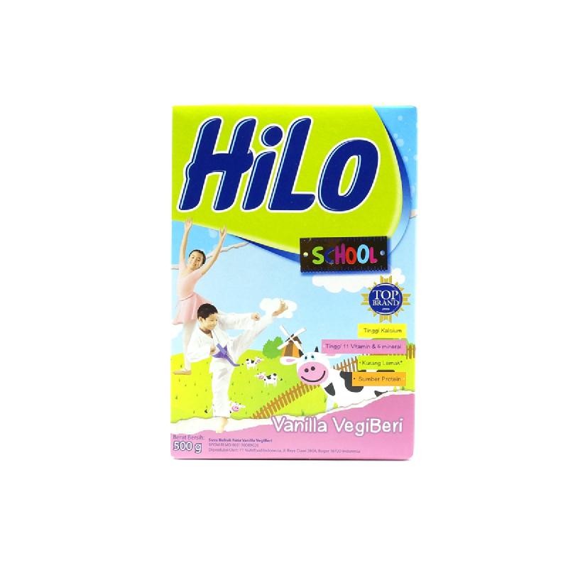 Hi Lo School Vnl Vegiberi Box 500G