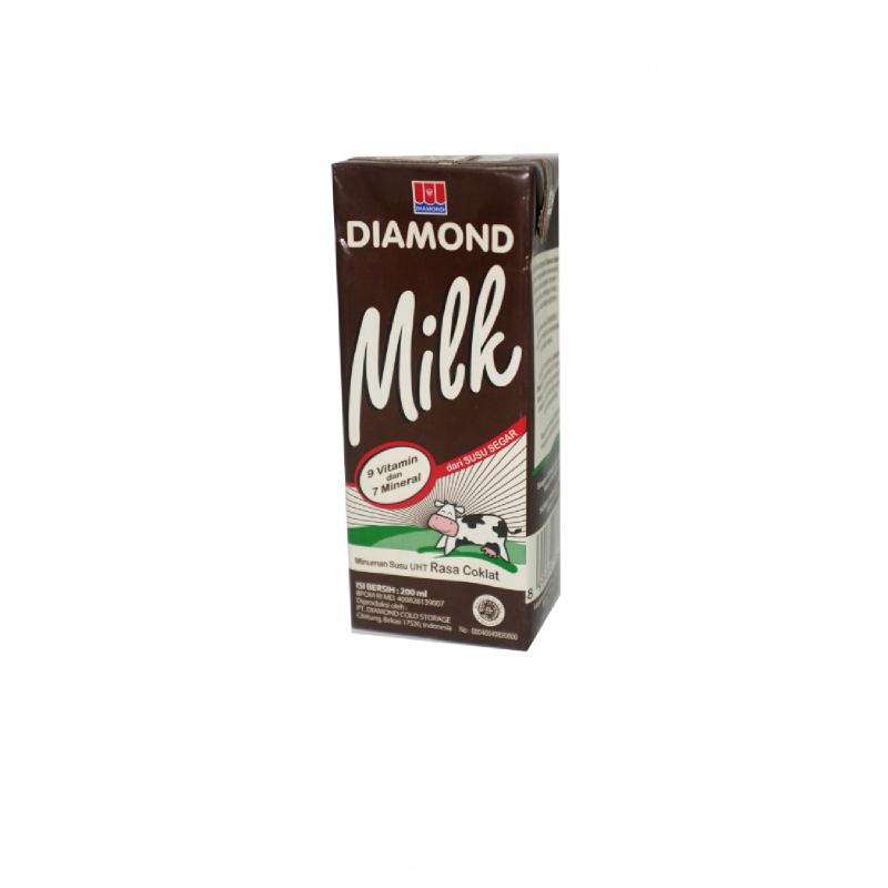 Diamond Milk Chocolate 200 Ml