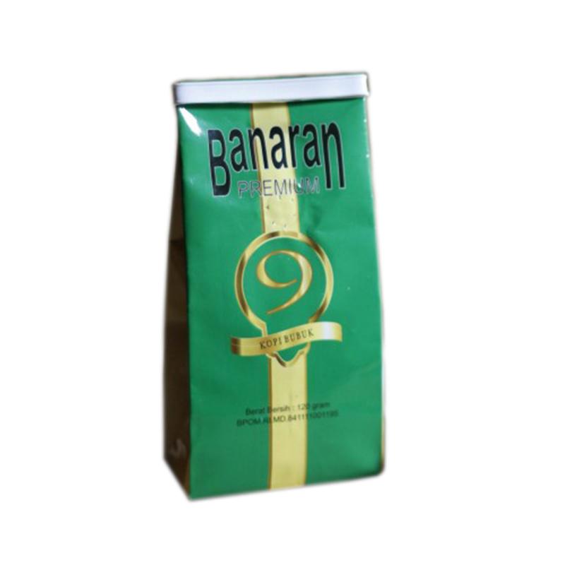 Kopi Banaran Premium (Isi 2)