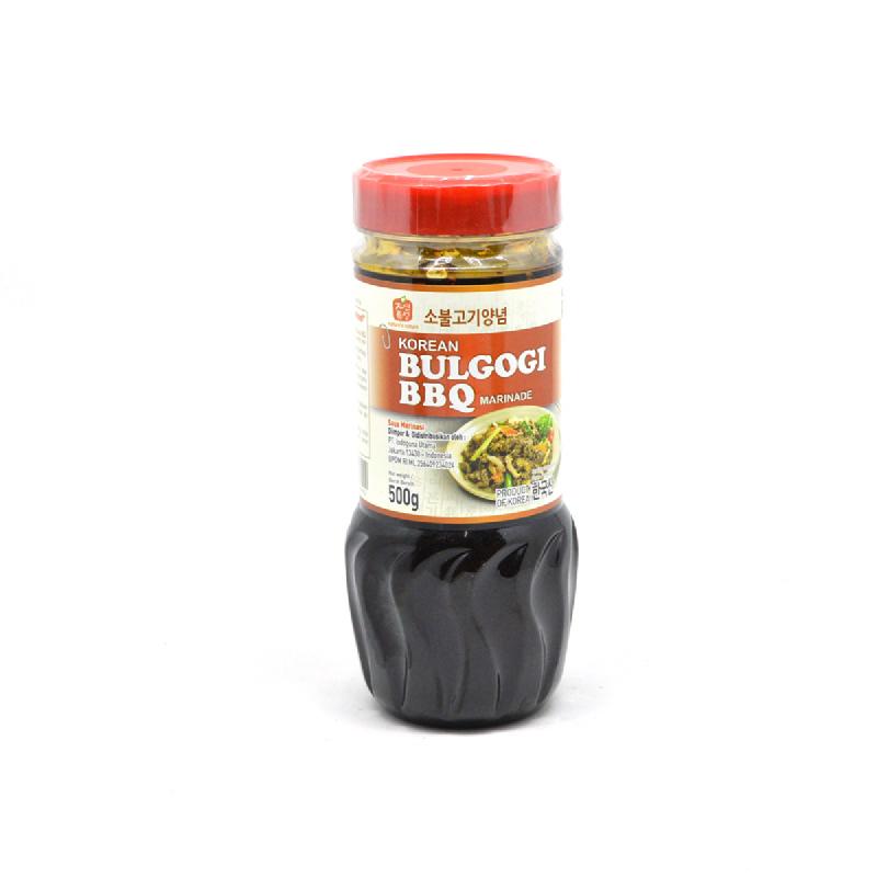 Jinsun Bulgogi Sauce 500 Gr