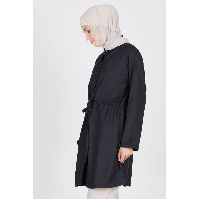 Mardie Shirt Outer Black