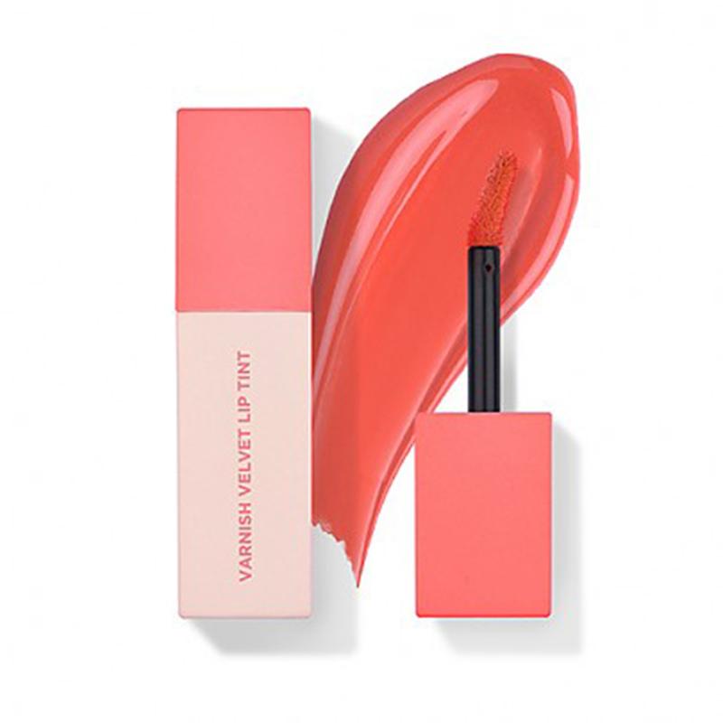 Heimish Varnish Velvet Lip Tint - 02 Peach Coral