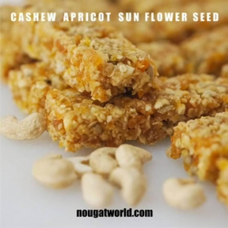 Apricot Cashew Bar (isi 2)