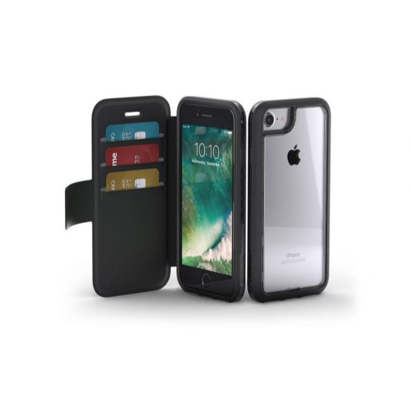 Survivor Adventure Wallet Style for iPhone 7, 6s, 6 in Black (GB42781)