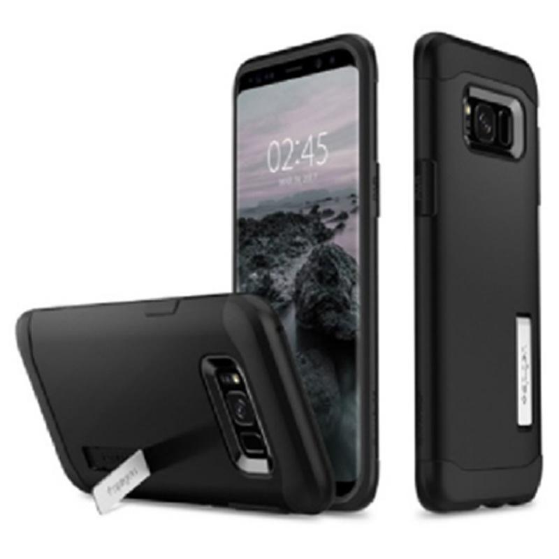 Spigen Galaxy S8 Case Slim Armor - Black