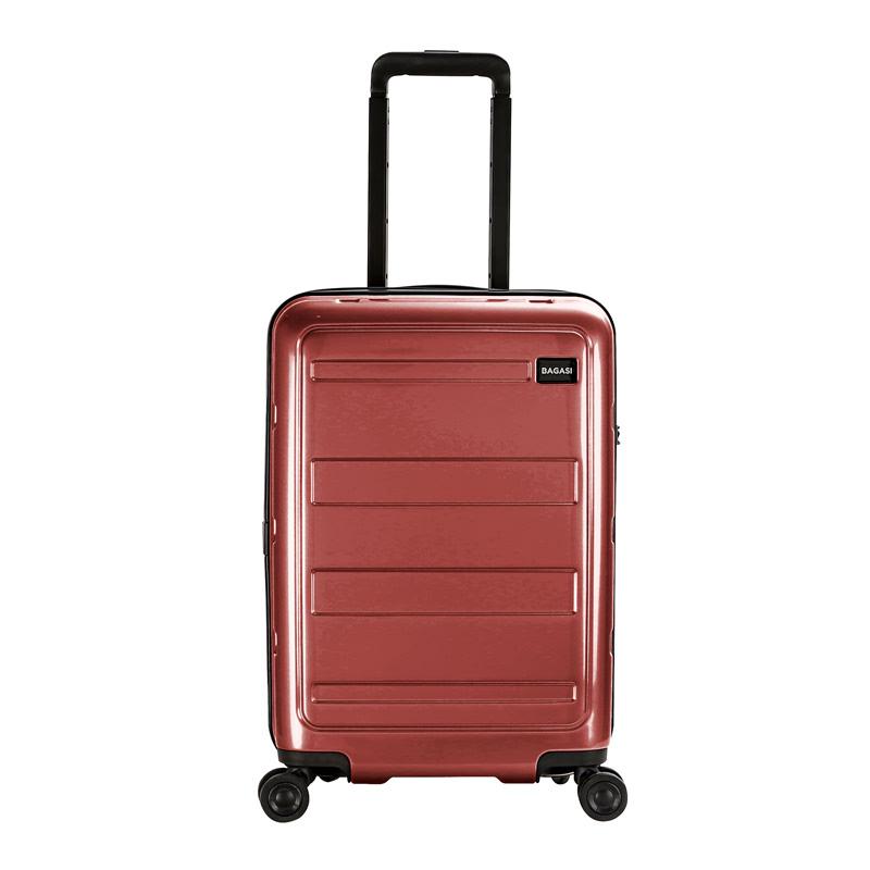 Bagasi GILI Koper Hardcase Small 21 Inch – Red