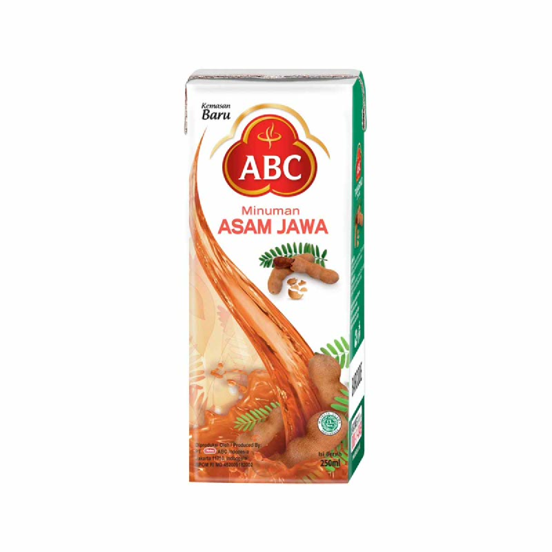Abc Sari Asem 250 Ml