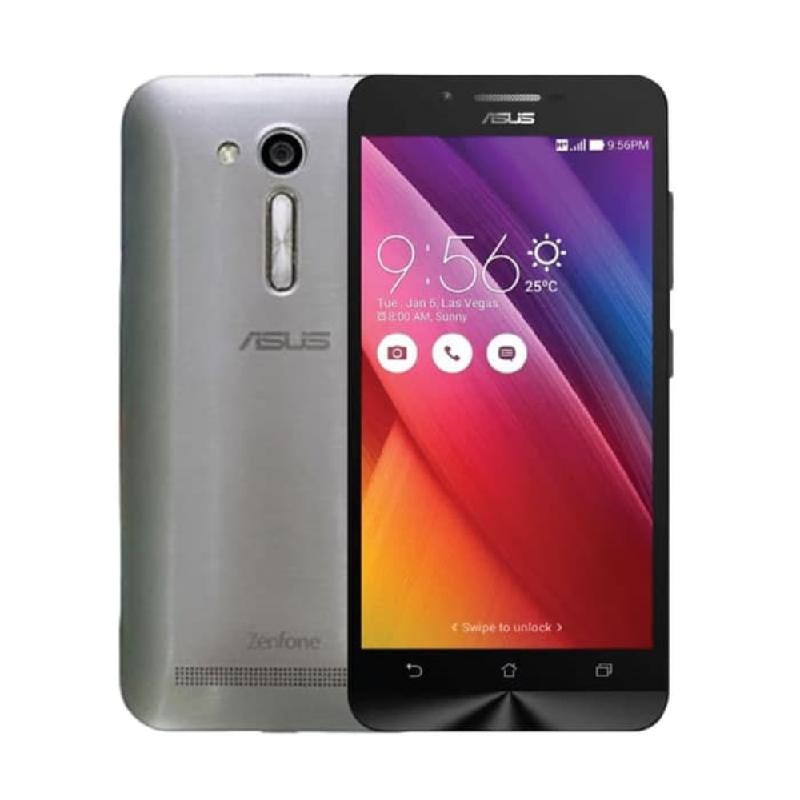 Asus Zenfone Go 5MP ZB452KG Silver