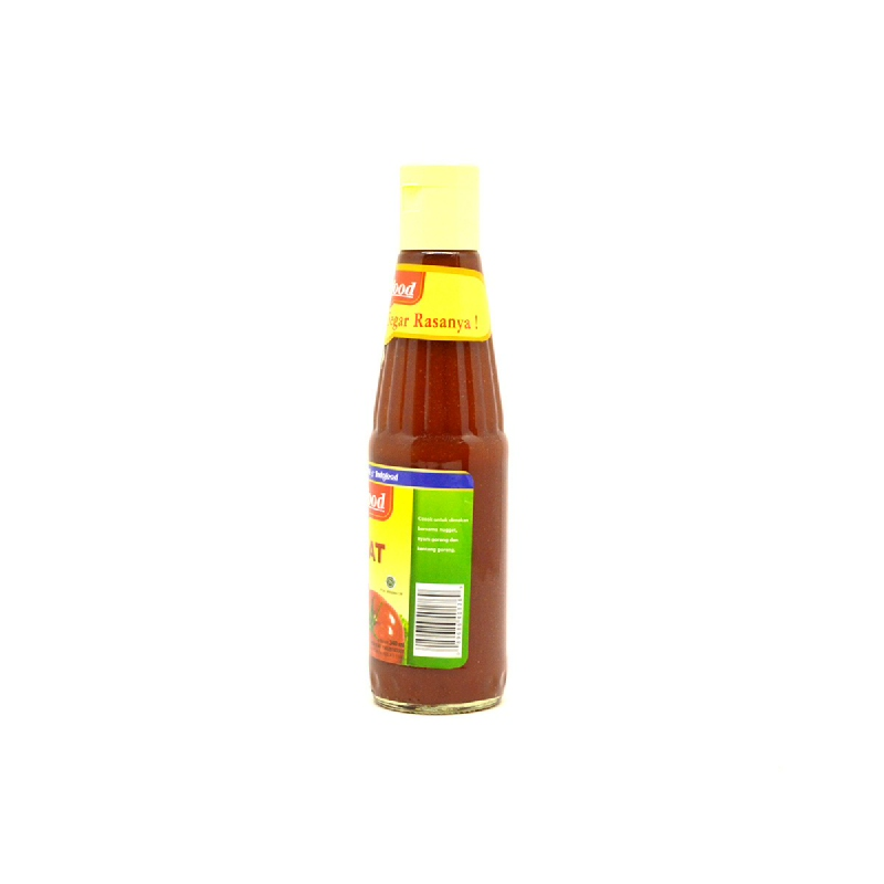 Indofood Saus Tomat Btl 340 Ml
