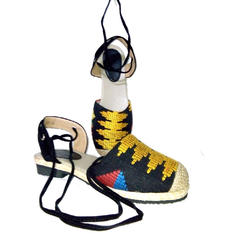 DAT Seruni Flat Shoes Pahikung Black