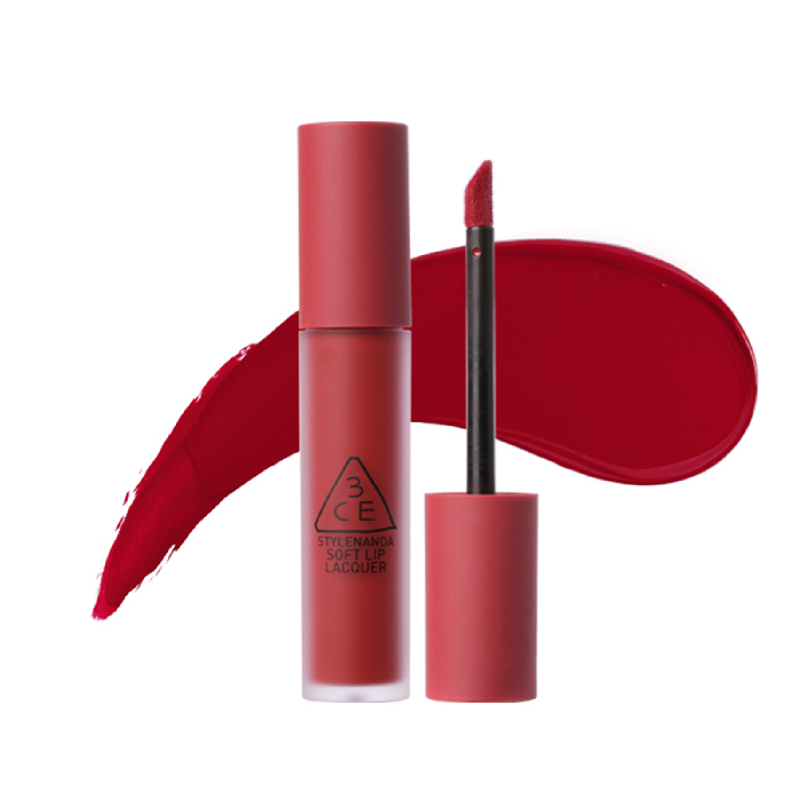 3CE Soft Lip Lacquer - Perk Up