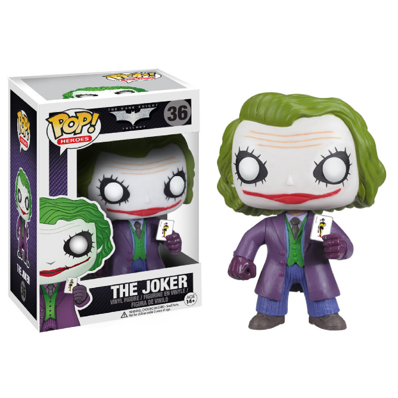Heroes The Dark Knight - The joker