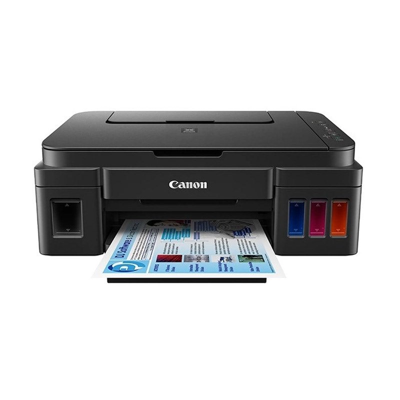 Canon Multifunction Inkjet Printer PIXMA G2000