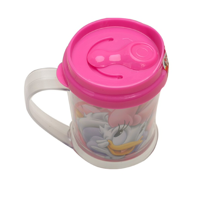 Minnie & Deasy Cup Pink + Cover