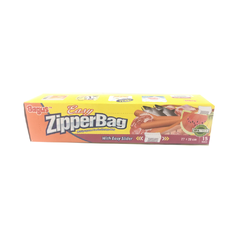 Bagus Easy Zipper 25 S 27X28 Cm