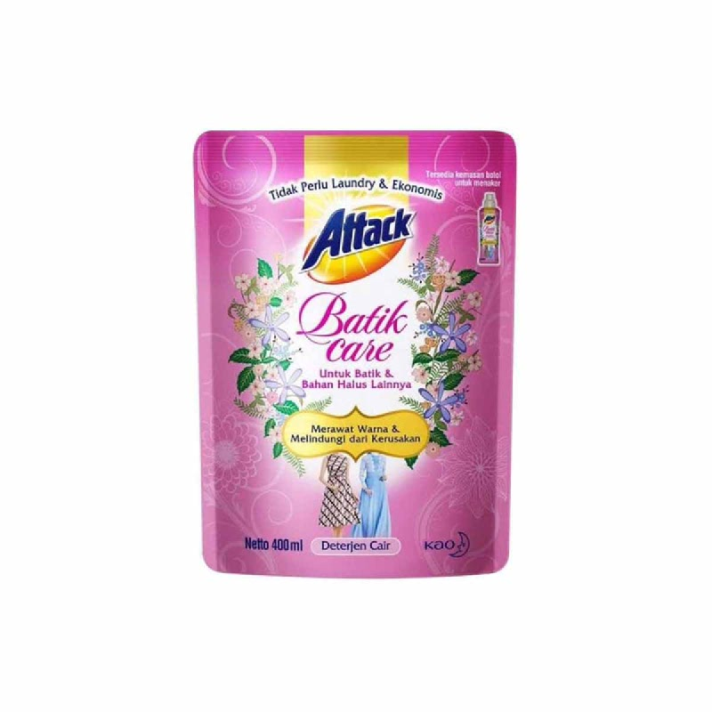 Attack Batik Care Pouch 400 Ml