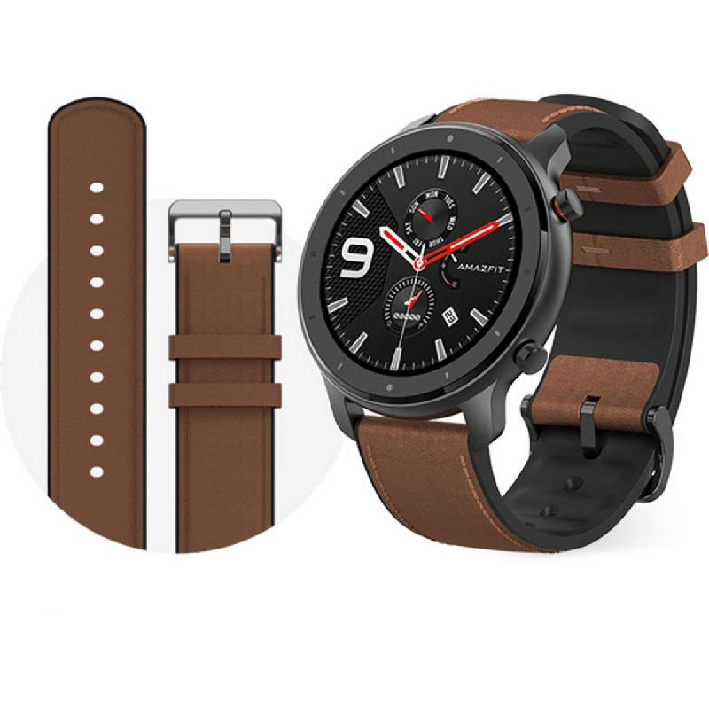 Amazfit GTR Smartwatch 47mm AMOLED Display GPS Waterproof Huami Alumunium Alloy