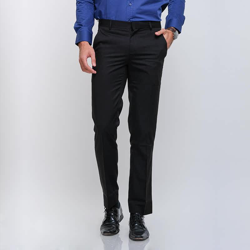 Gianni Visentin Long Pant Slim Hitam