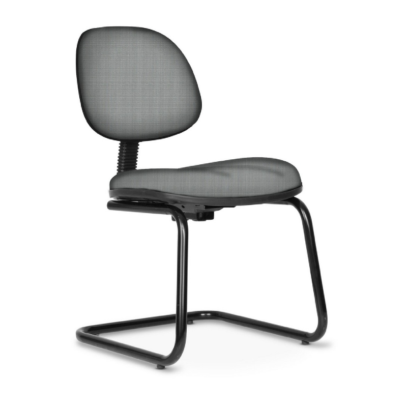 Kursi kantor kursi kerja HP Series - HP28 Light Gray