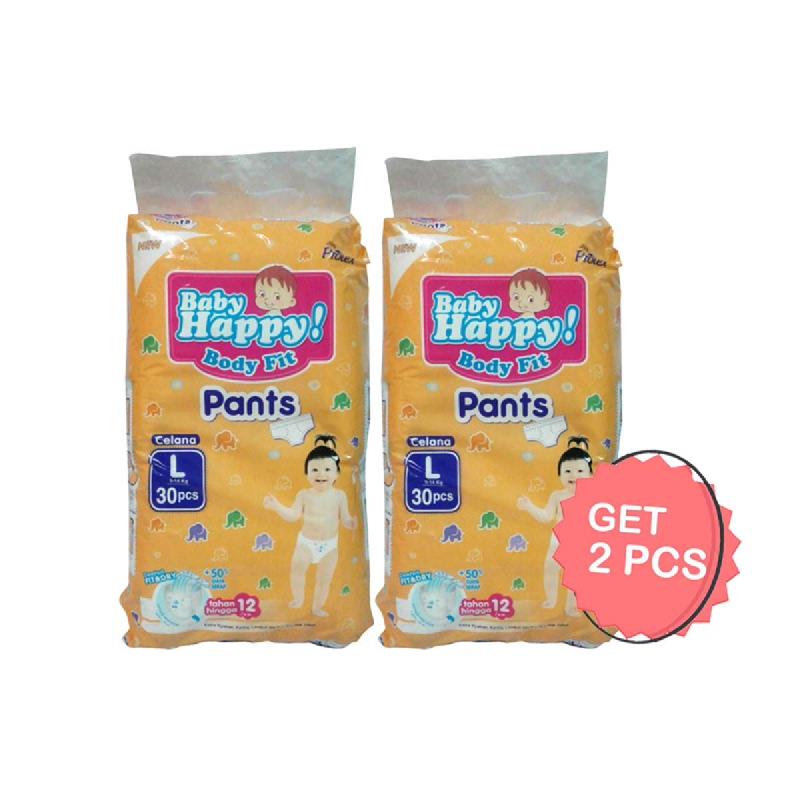 Baby Happy Diaper Pants L 30S (Get 2)