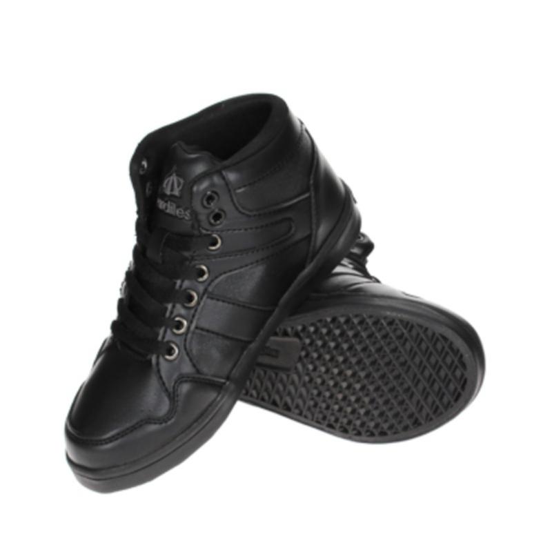 Ardiles Equinox Kids Sneakers Shoes Black Black