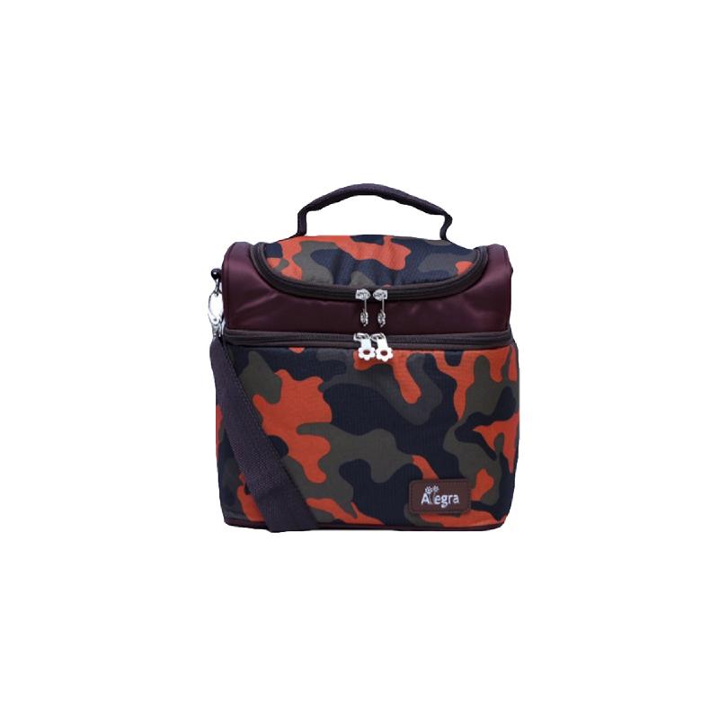 Allegra Maxi Cooler Bag Ryan Army Orange