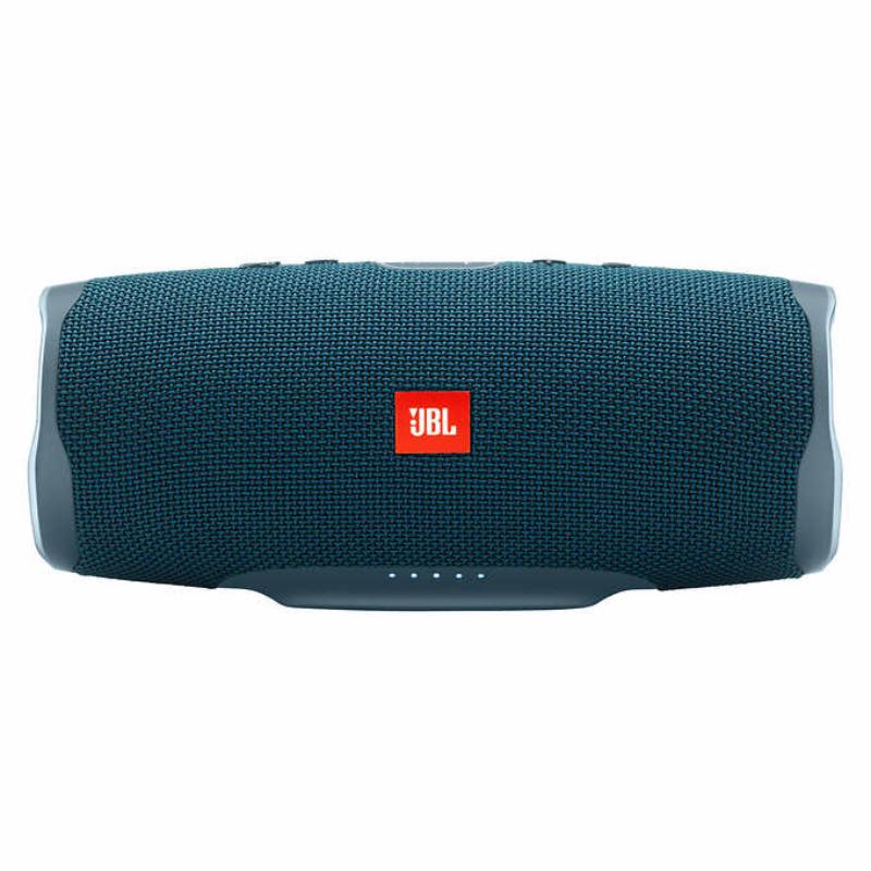 JBL Charge 4 Portable Bluetooth Speaker - Blue