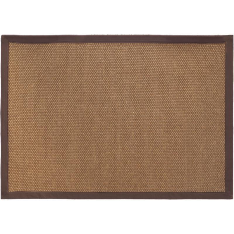 Karpet Sisal Ori Brown Anyaman 140x200 cm
