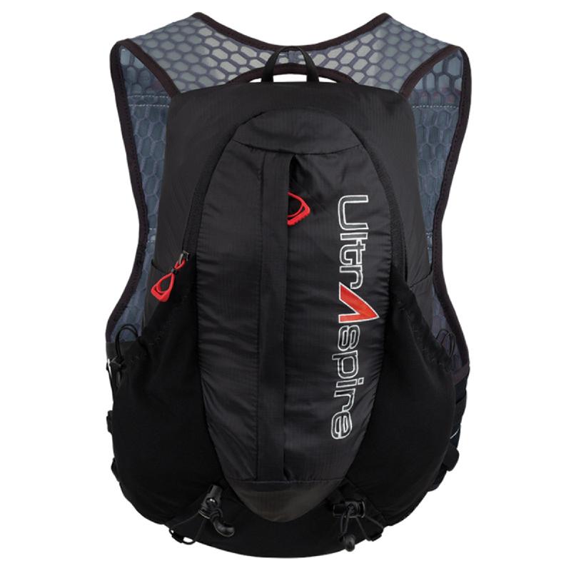 ULTRASPIRE Legacy Race Vest Black