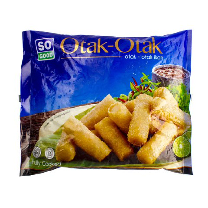 So Good Otak-Otak Ikan 400 Gr