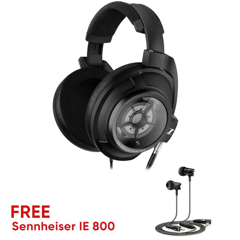 Limited Sennheiser HD 820 Closed-Back Stereo Over-Ear