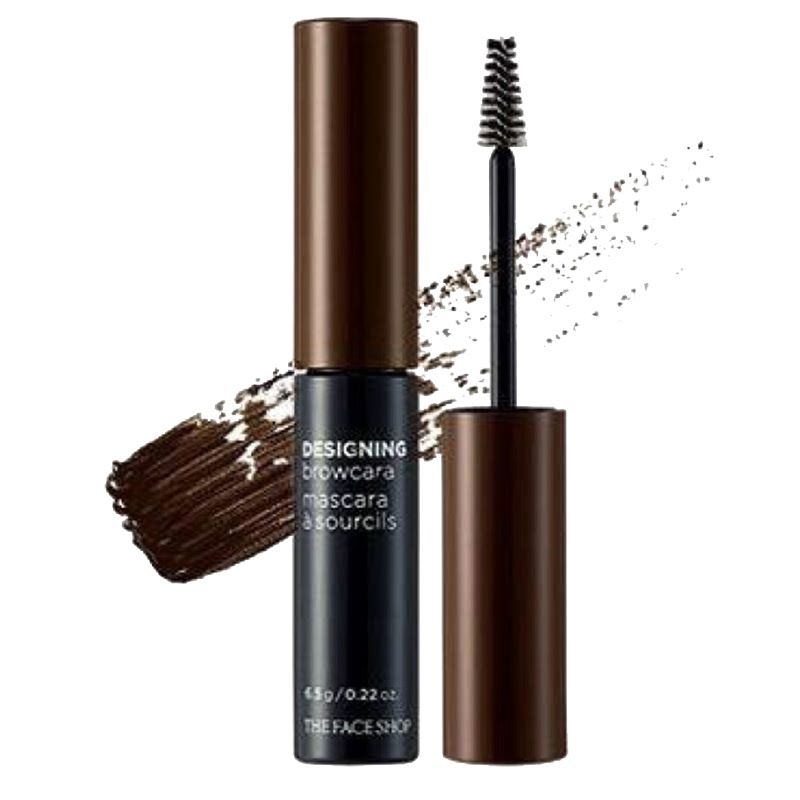 The Face Shop Designing Browcara 05 Dark Brown
