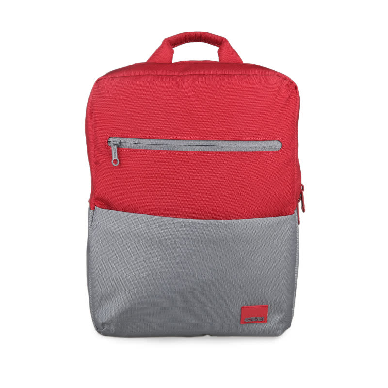 American Tourister Brixton Laptop Backpack 95S080005 Red-Grey