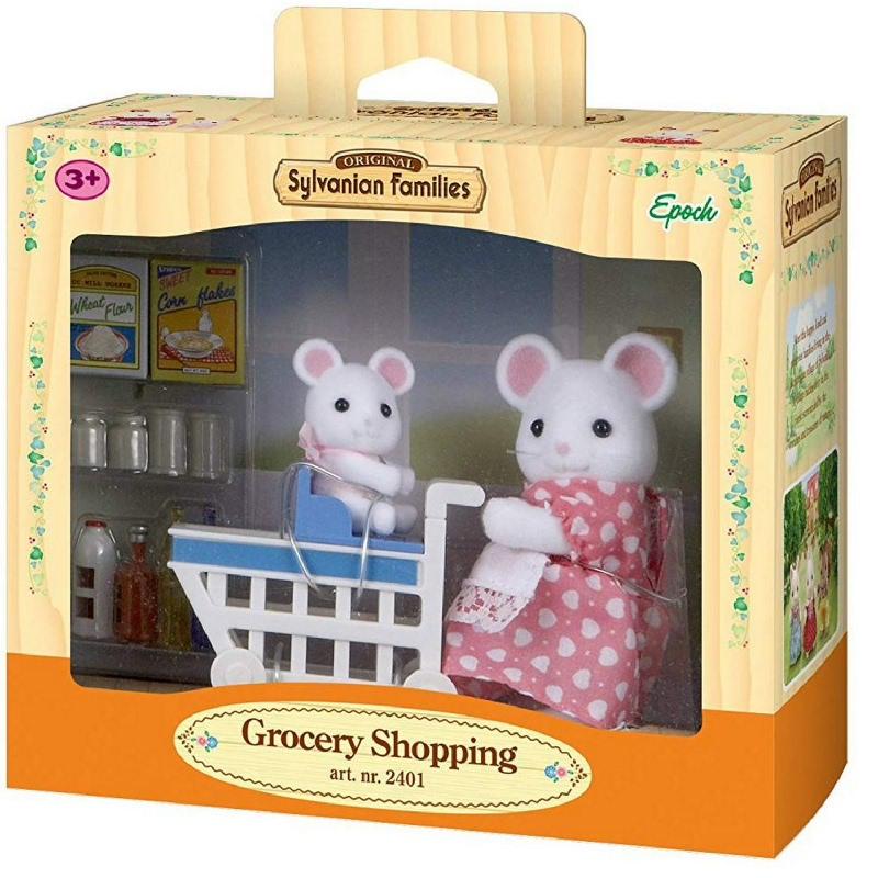 Sylvanian Families Grocery Shopping ESFE50430
