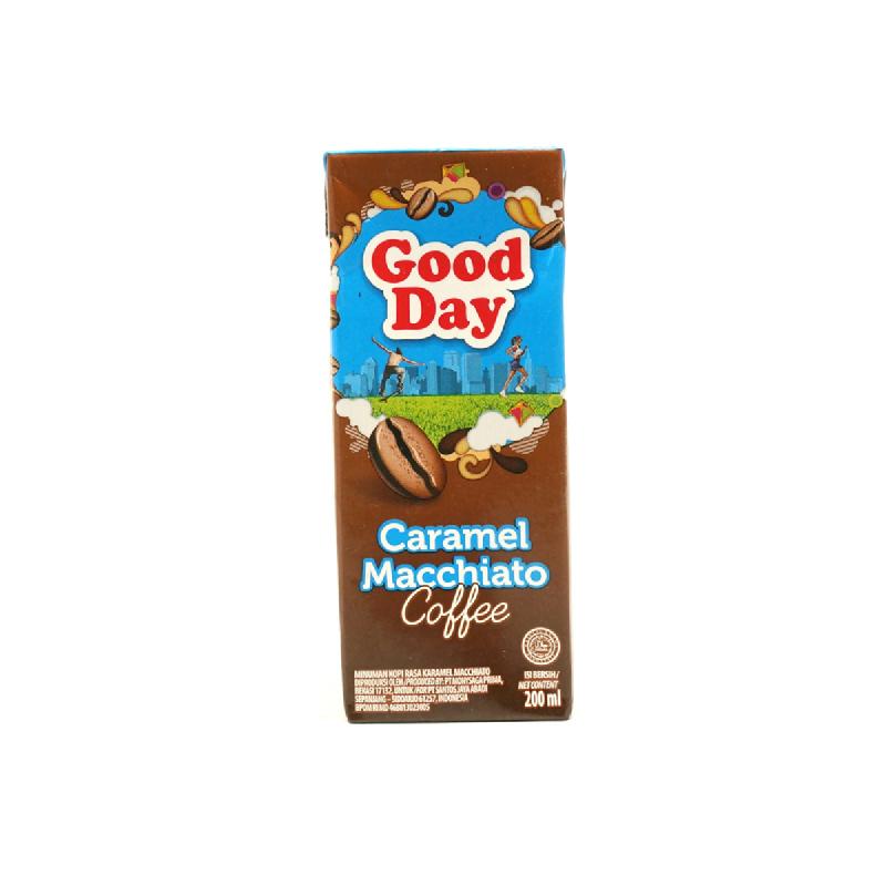 Good Day Caramel Macchiato Tetra 200ml