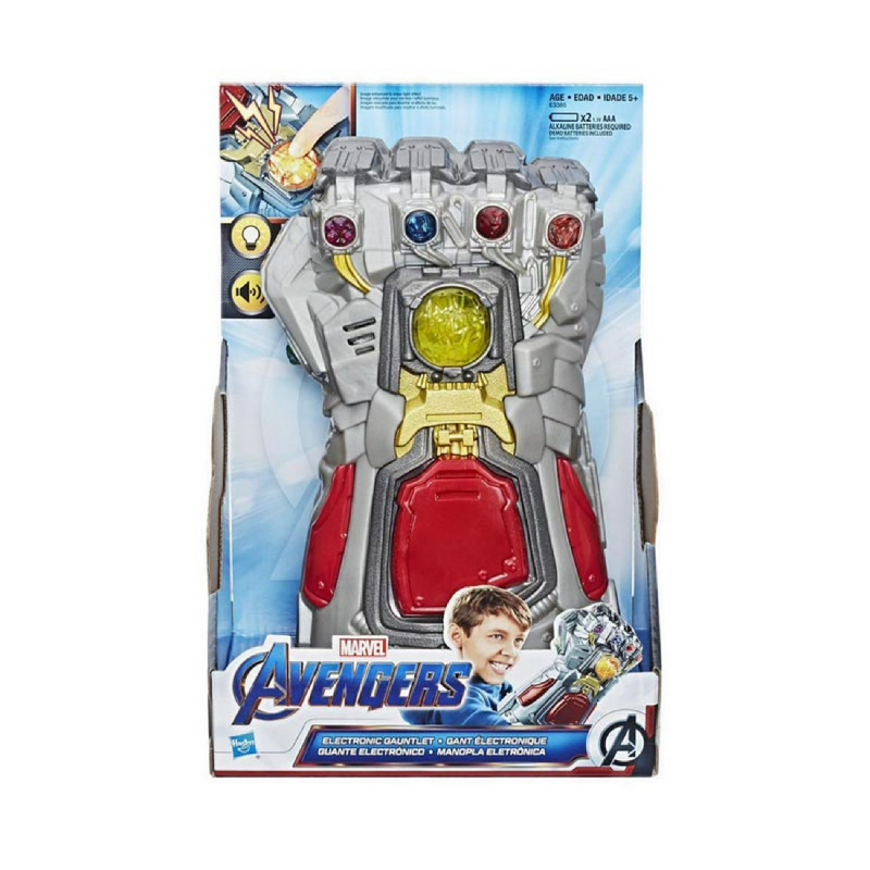 AVENGERS Marvel Avengers Endgame Electronic Fist Roleplay Toy - AVSE3385