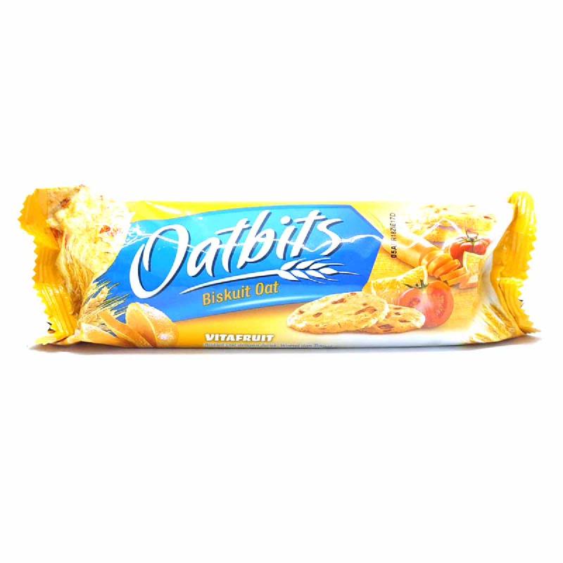 Oatbits Vita Fruits 121 Gr