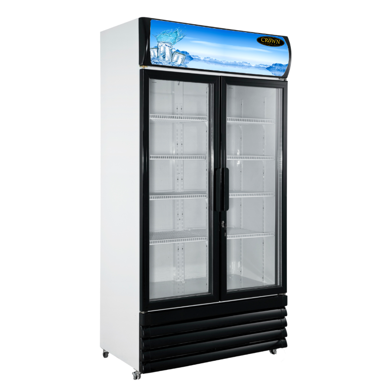 Crown Showcase Chiller LG-800 800L No Frost
