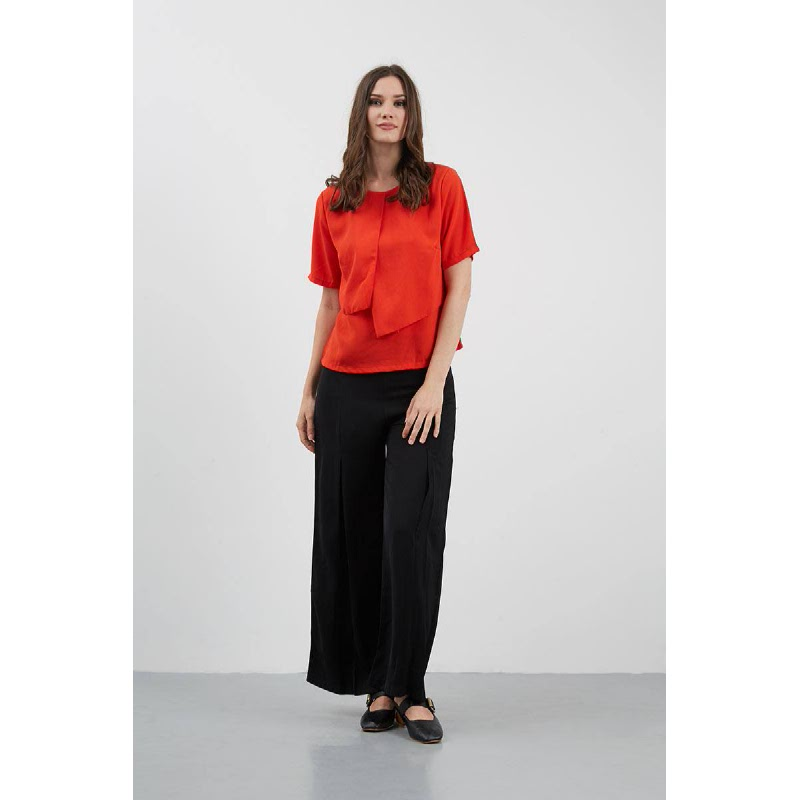 GW Magdeburg Top in Orange