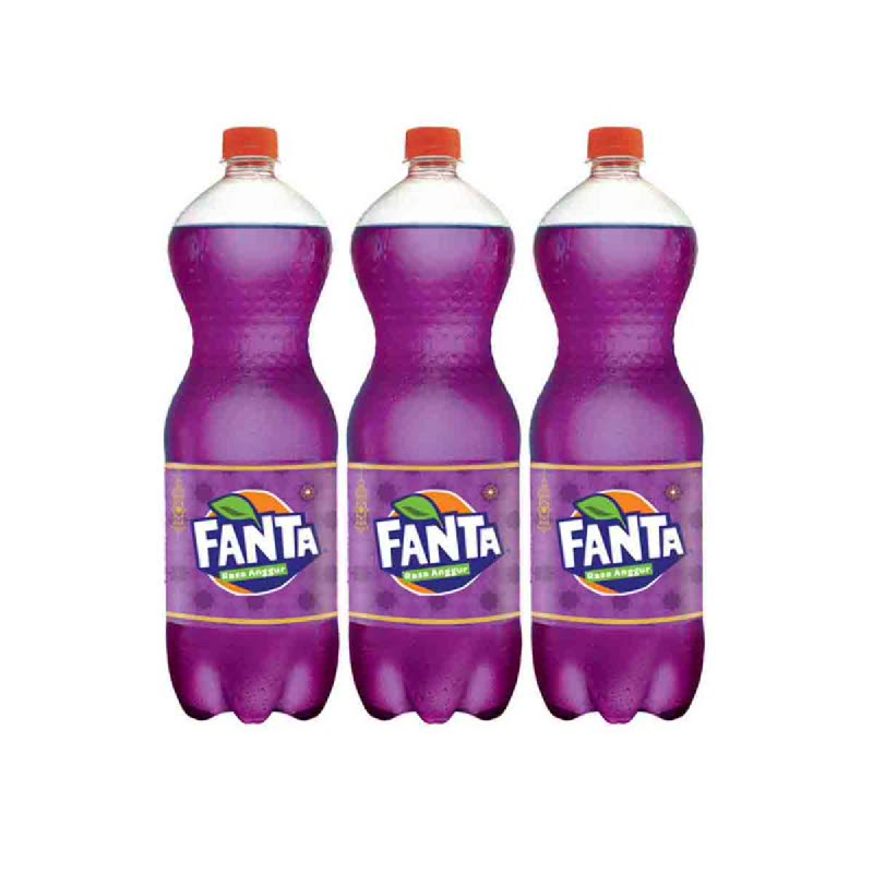 Fanta Grape 1.5 L (Buy 2 Get 1)